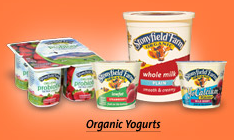 Stonyfield farms